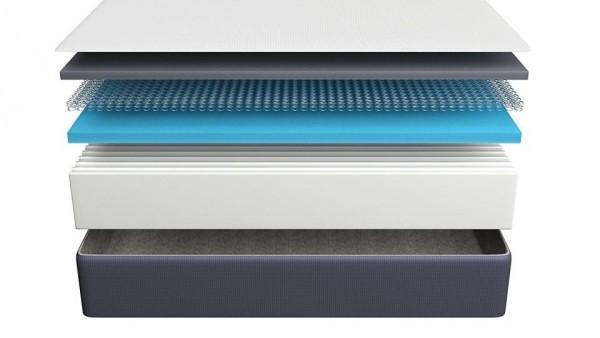 SIMBA Hybrid matracis 135x190 1