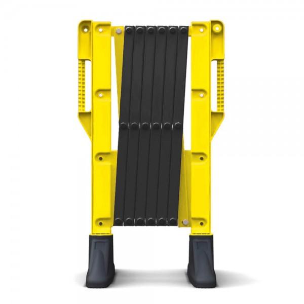Drošības norobežojošā barjera dzeltena 3