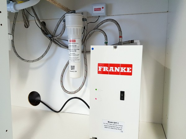 FRANKE maisītāja ūdens uzsildes boileris 4l 2
