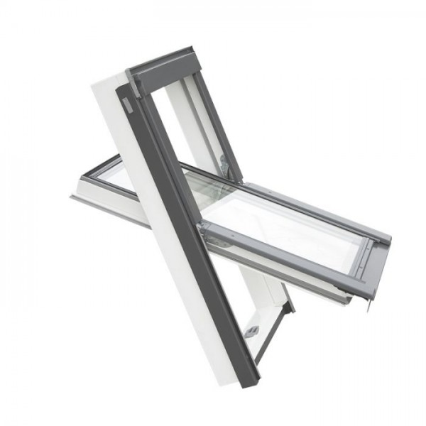 TYREM PVC APX C2A B700 logs 550x780mm (ar pieslēgumu viļņotam jumta segumam) 1