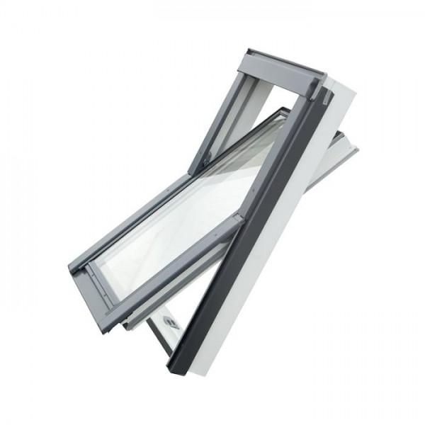 TYREM PVC APX C2A B700 logs 550x780mm (ar pieslēgumu viļņotam jumta segumam) 3