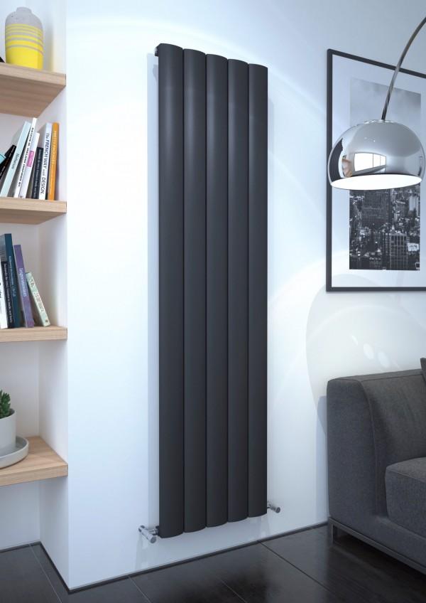 melns vertikālais radiators 1800x470 2