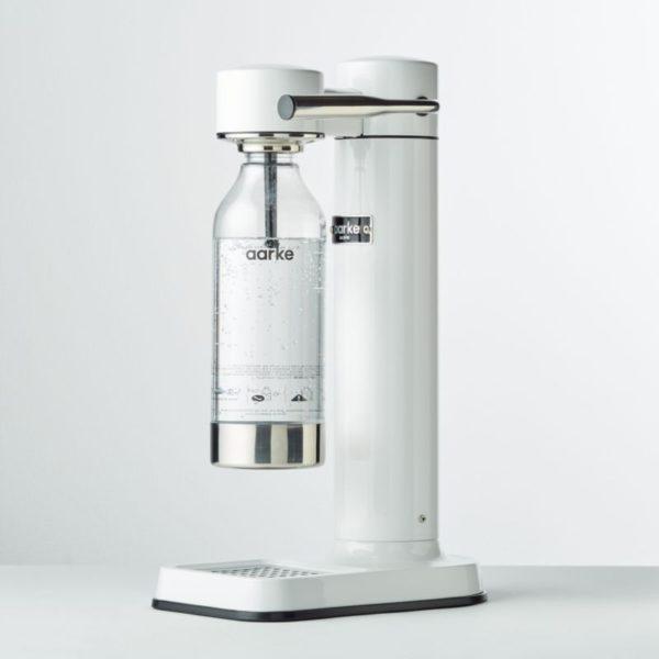 AARKE gāzētā ūdens pagatavošanas aparāts. 2