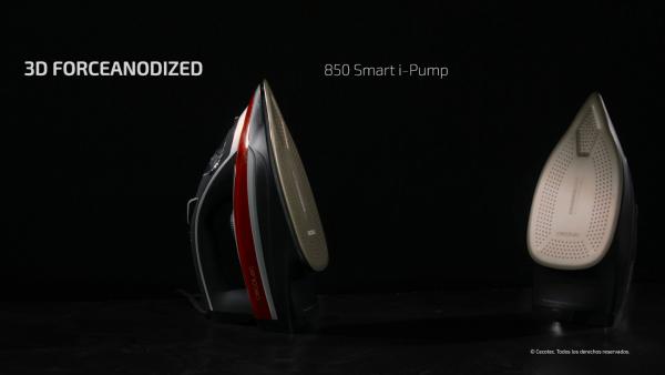 Cecotec Compact Ironing Center 3D ForceAnodized 950 Smart i-Pump gludeklis ar LED ekrānu 2