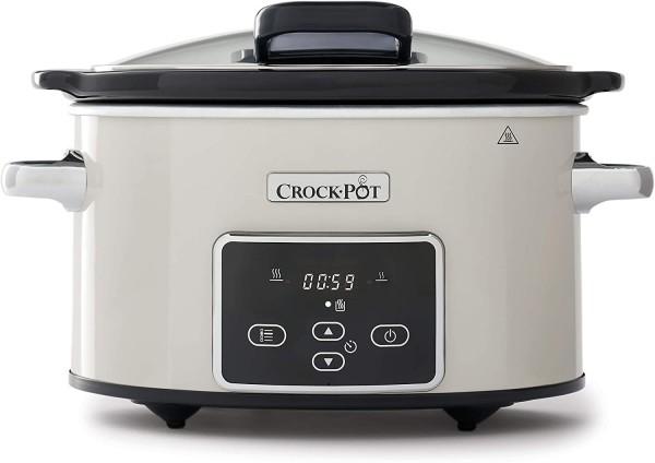 Crock-Pot Lift&Serve 3.5 L Digital Slow Cooker lēnvāres katls 1