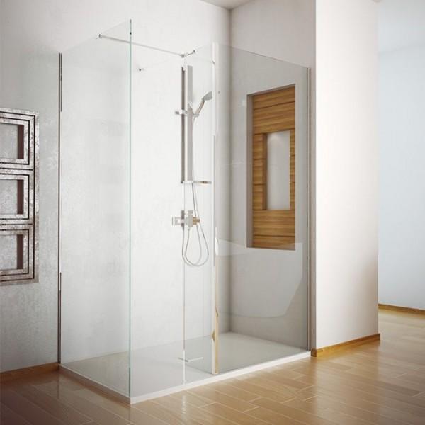 WALK dušas stikls 1400x900x1950 WAL39391 1