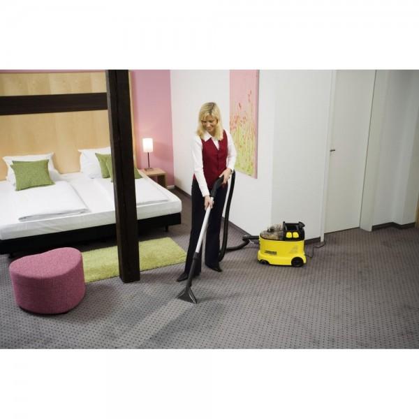 KARCHER PUZZI 200 paklāju, mīksto mēbeļu tīrītāja noma 3