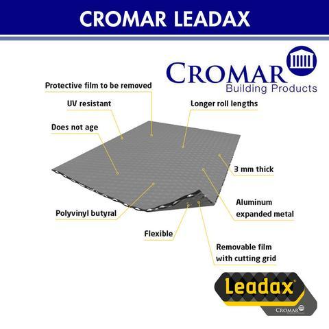 LEADAX CROMAR svina lenta 6m 4