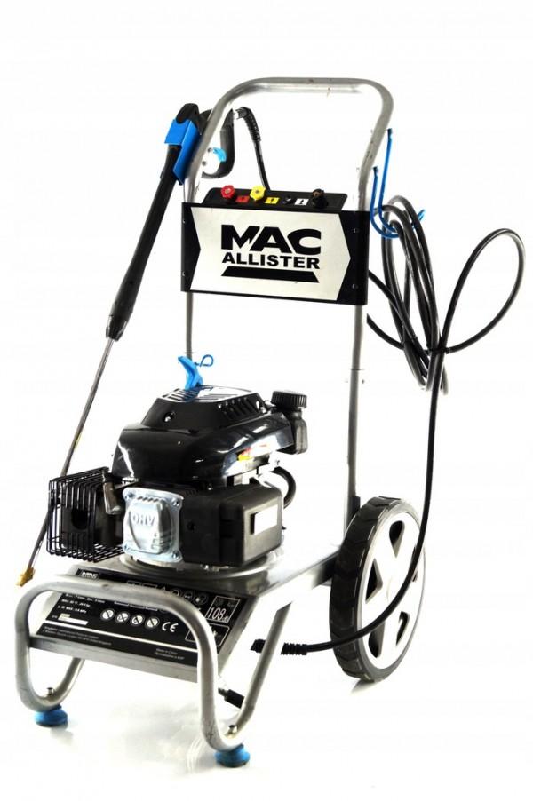 Mac Allister 4.0 HP benzīna augstspiediena mazgātājs. 2