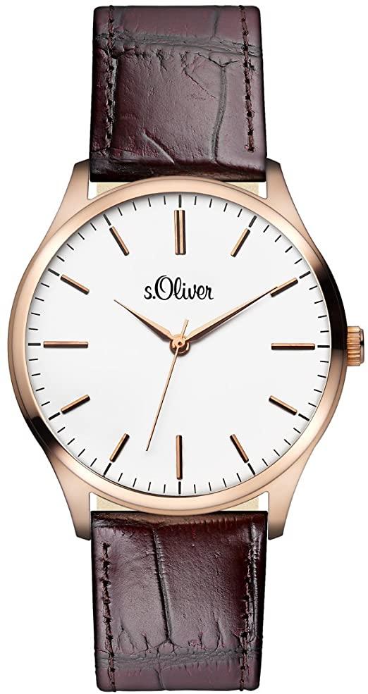 s.Oliver SO-15144-LQR rokas pulkstenis 1
