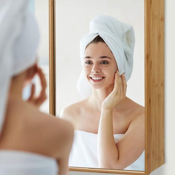 RELAXDAYS 10021882 spoguļskapis 1