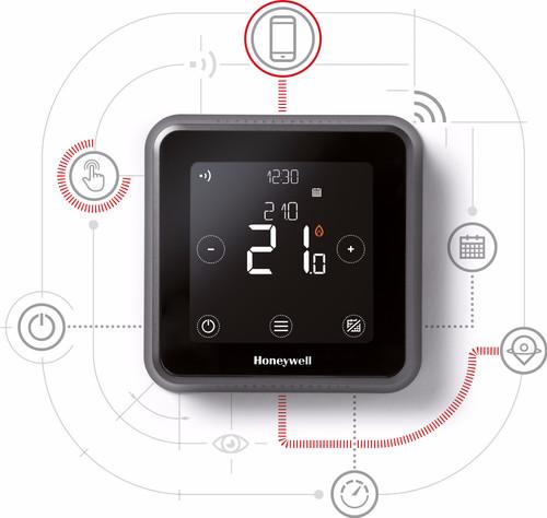 HONEYWELL T6R termostats mājai Y6R910RW8021 5