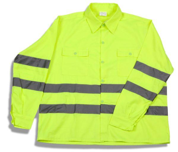 Darba krekls ar atstarojošiem elementiem 1