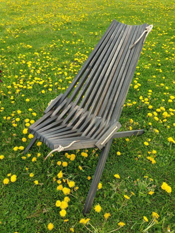 Salokāms dārza krēsls 3