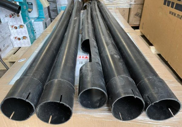 MAFA VILLA 348, 5,7m3 granulu bunkurs 10