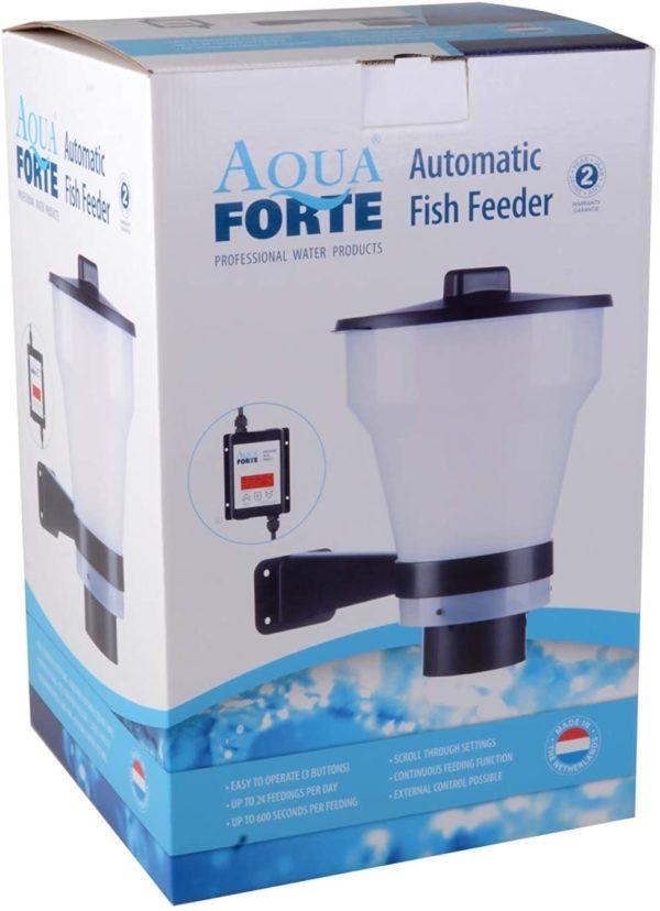 Automātiskā zivju barotava AquaForte 1