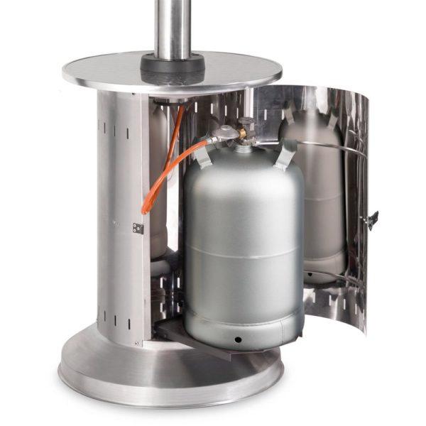 ENDERS ELEGANCE infrasarkanais gāzes sildītājs 4