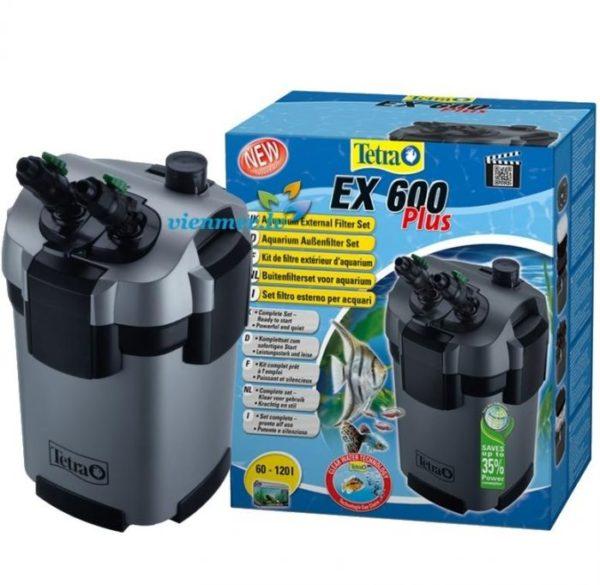 Tetra EX600 Plus ārējais akvāriju filtrs 1