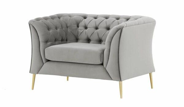Chesterfield Modern krēsls 1