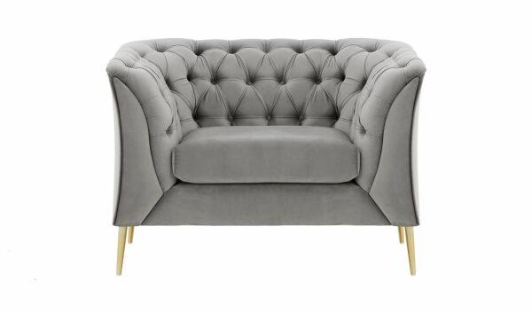 Chesterfield Modern krēsls 2