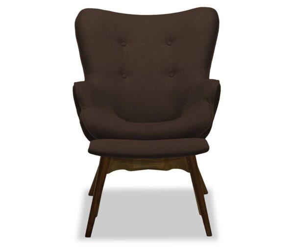 DUCON ONTARIO atpūtas krēsls ar kāju balstu 4