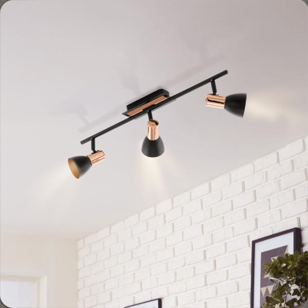 Eglo - LED spotlight 94586 griestu lampa 2