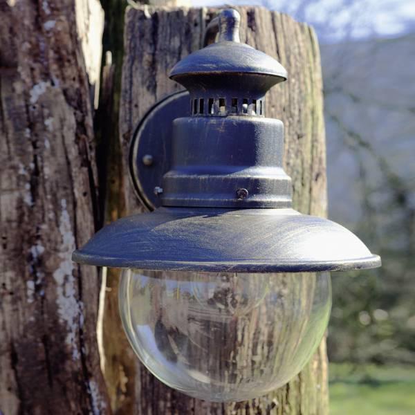 Brilliant Artu ārdurvju sienas lampa 96128/86 3