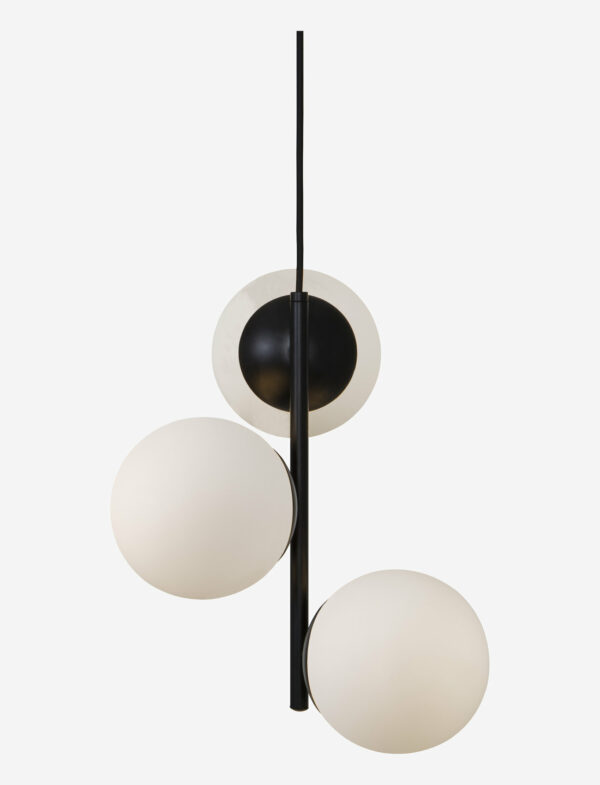 Nordlux Lilly opal white griestu lampa 1