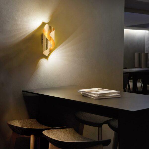 Paul Neuhaus Nevis LED sienas lampa 3