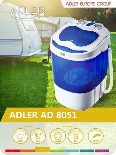 Adler AD 8051 veļmašīna 3