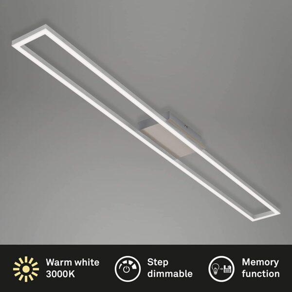 Briloner 3094-012 LED griestu lampa 2