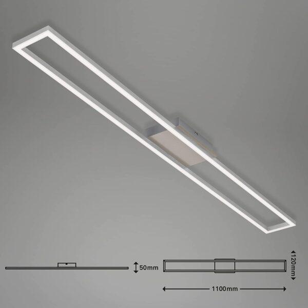 Briloner 3094-012 LED griestu lampa 5