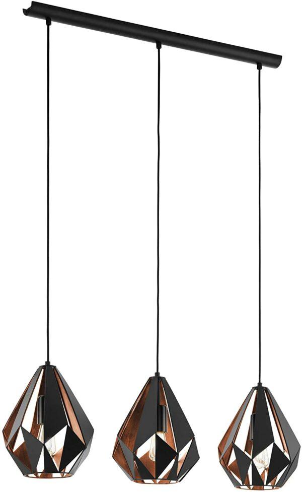 EGLO CARLTON 1 griestu lampa 49991 2