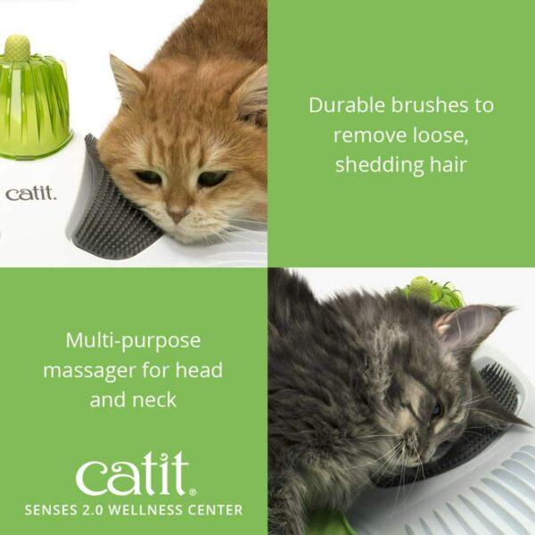 Catit Senses 2.0 kaķu masāžas centrs B00D3NI4EU 4