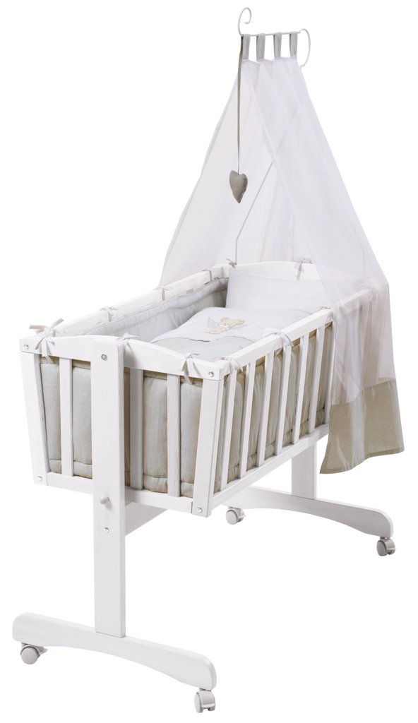 ROBA Complete 'Heartbreaker' mazuļu gulta 4005317255712 2