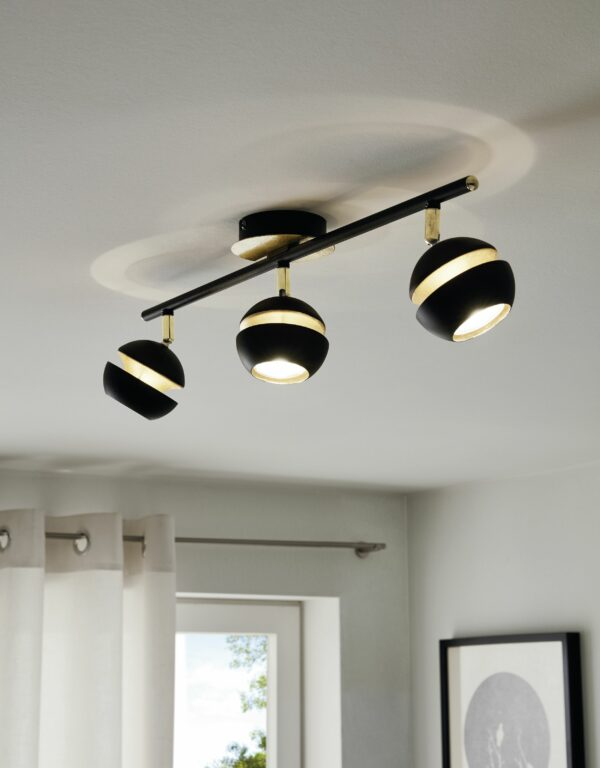 EGLO Nocito Gold 95484 griestu lampa 3