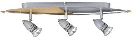 Paulmann Hilke griestu lampa 1