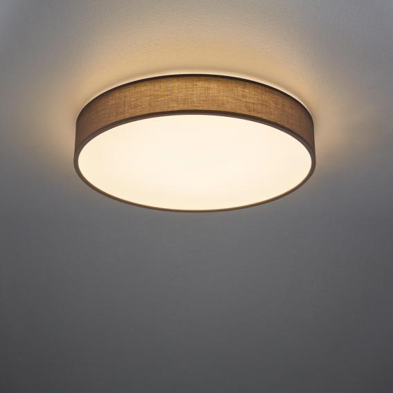 LUGANO – 621914001 Griestu Lampa (pelēks) 2