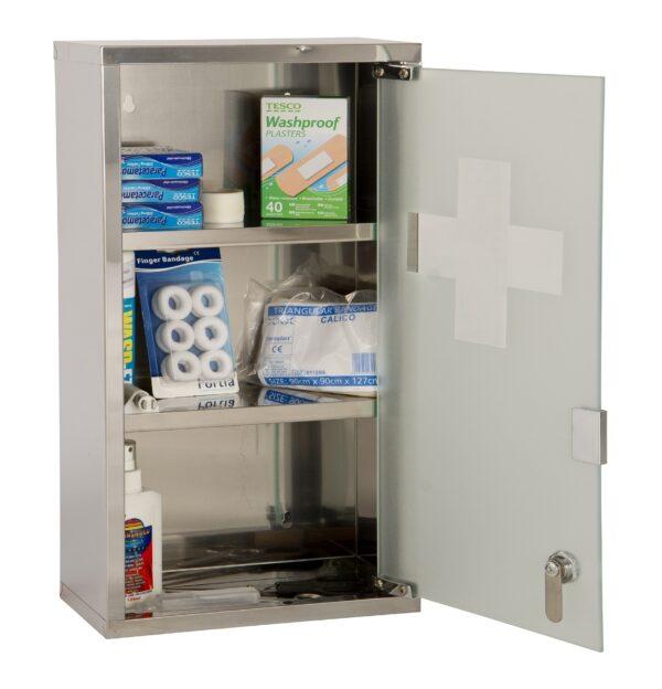 Medicīnas kaste ar slēdzeni 2