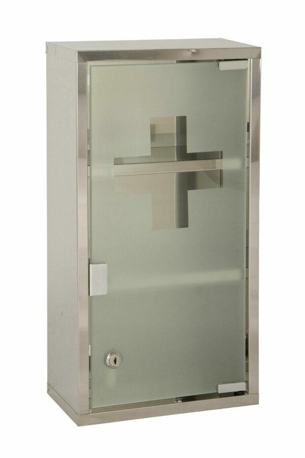 Medicīnas kaste ar slēdzeni 1
