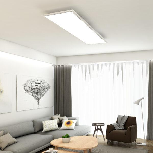 BRILONER LED PANEL griestu lampa 4002707343448 3
