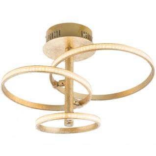 light ring living room Globo 67822-24G griestu lampa 1