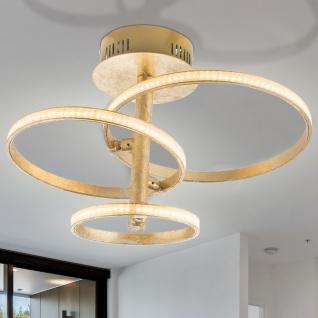 light ring living room Globo 67822-24G griestu lampa 2