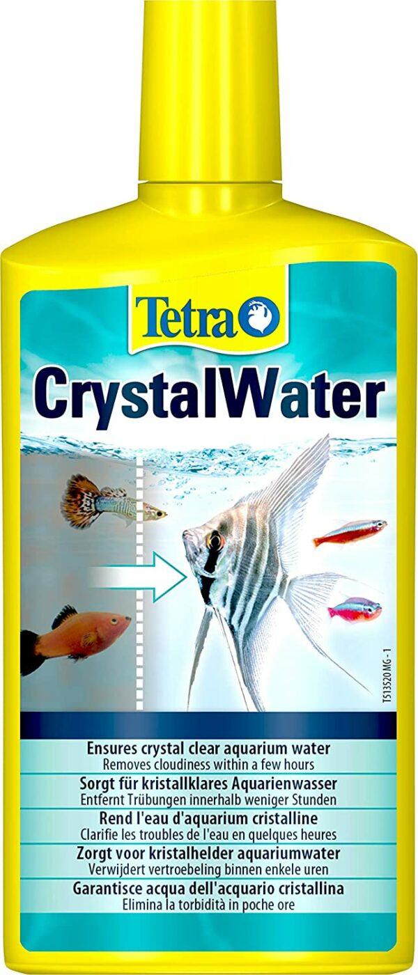 Tetra Easycrystal Filterbox 600 akvārija komplekts 4