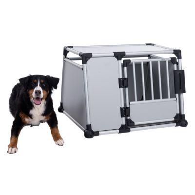 TRIXIE alumīnija pārvadāšanas būris suņiem 1