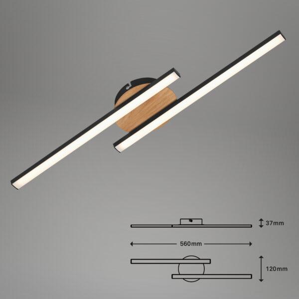 BRINOLER LED wood wand 4002707388821 3