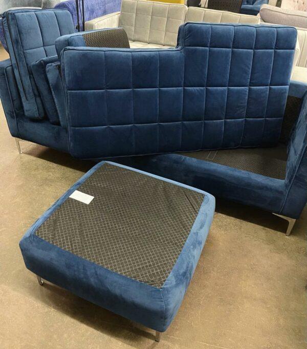 Nimbus dīvāns (tumši zils) 2