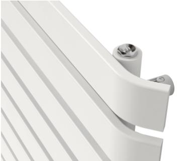 wilsona dizaina horizontālais radiators (W)1000mm (H)620mm 3
