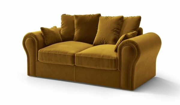 Baron 2vietīgais dīvāns (sinepju) 1