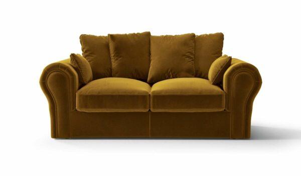 Baron 2vietīgais dīvāns (sinepju) 2